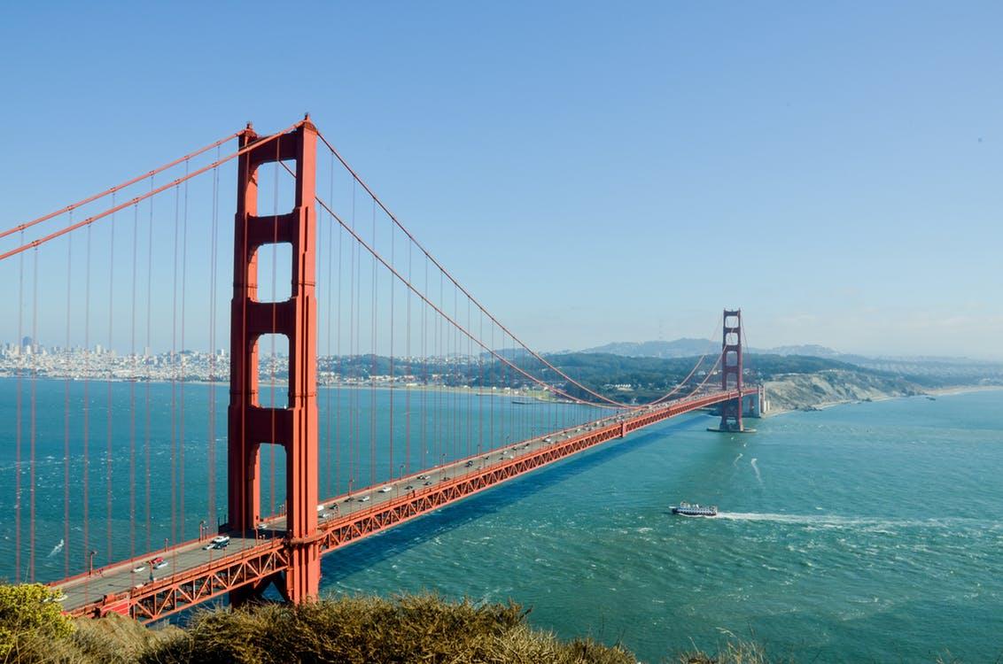 Metallica verksamma i San Francisco